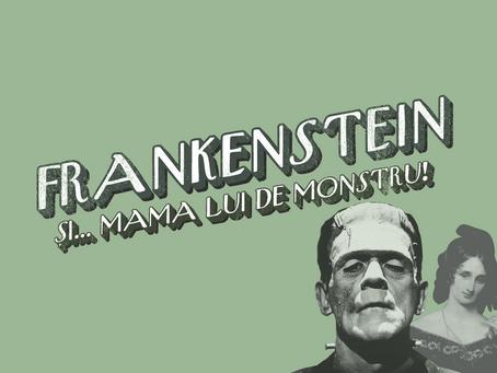 Frankenstein și... Mama lui de monstru!