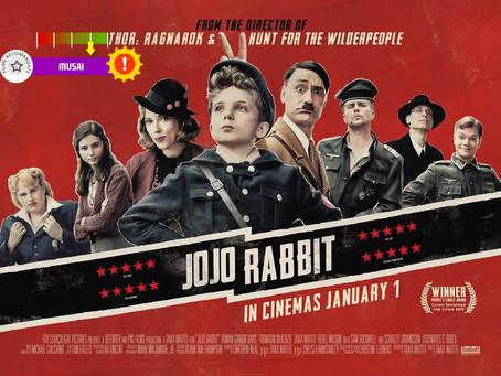 Jojo Rabbit este fix ce ne trebuie