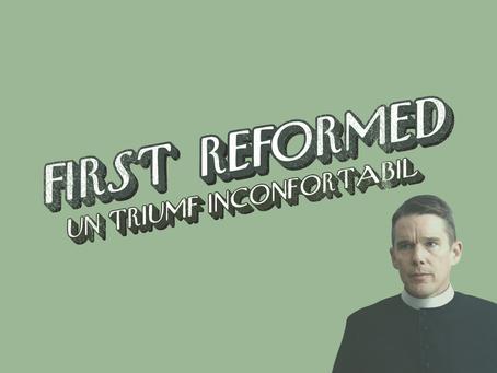 First Reformed. O avalanșă de fiori