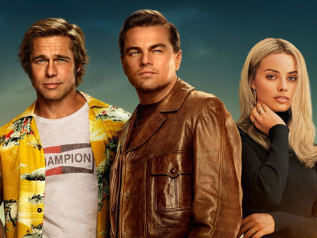 Once Upon a Time in... Hollywood [fără spoilers]