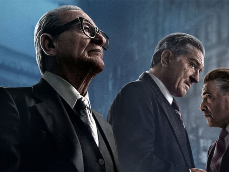 The Irishman - Cel mai nou film vechi al lui Scorsese [fără spoilere]
