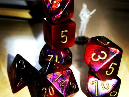 Dungeons & Dragons: Zaruri și Imaginație