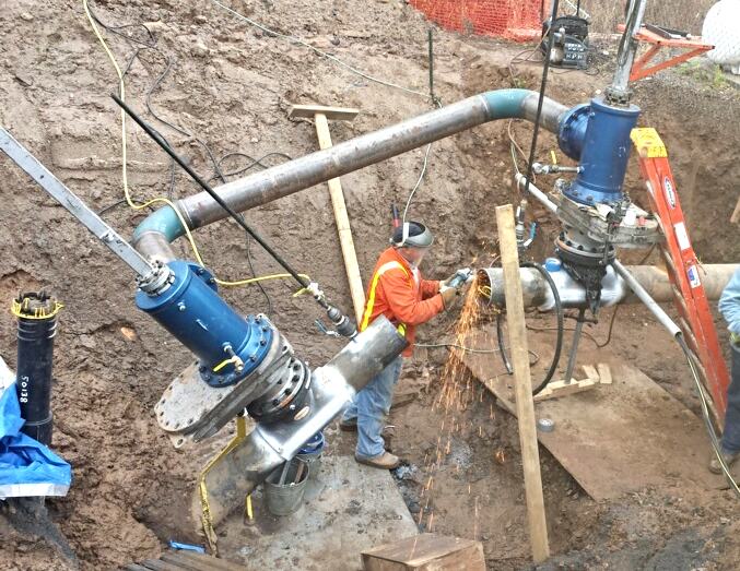 Virginia Gas Main