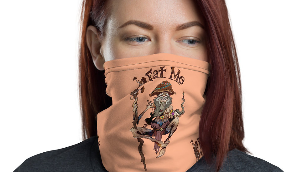 Neck Gaiter - Eat Me