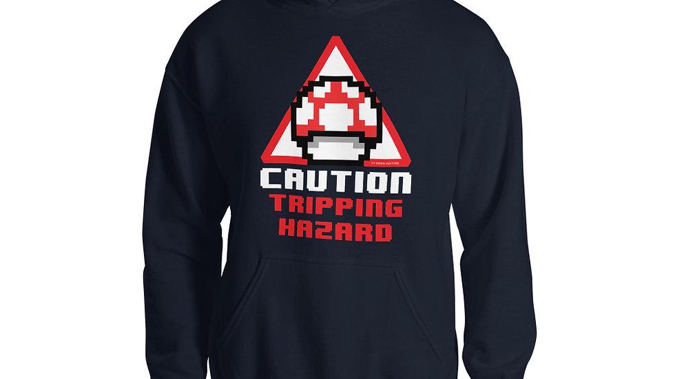 Mushroom Hoodie - Caution: Tripping Hazard