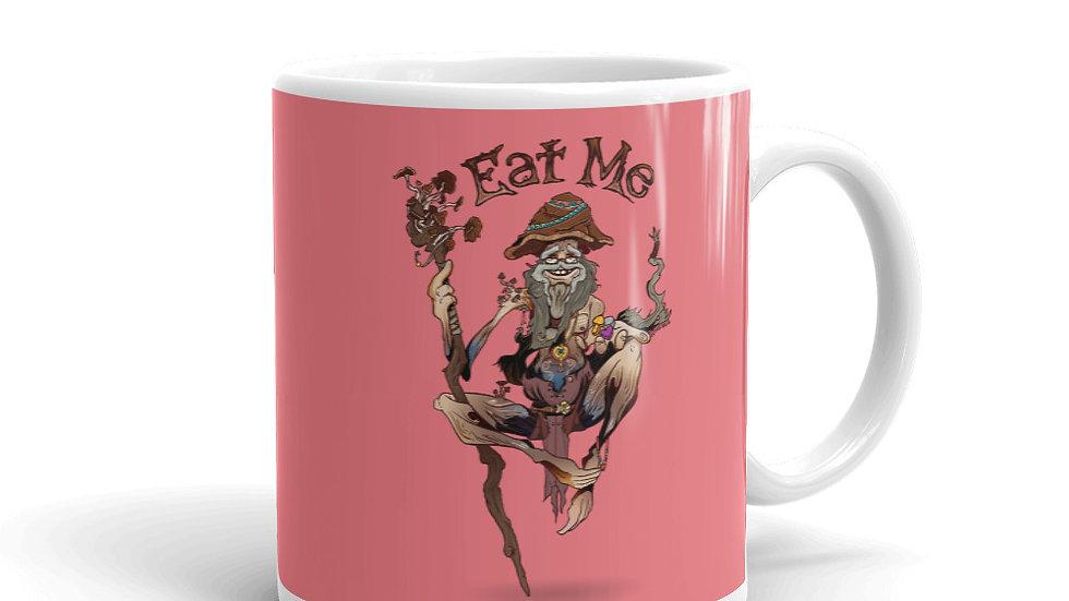 Mushroom Mug - Eat Me