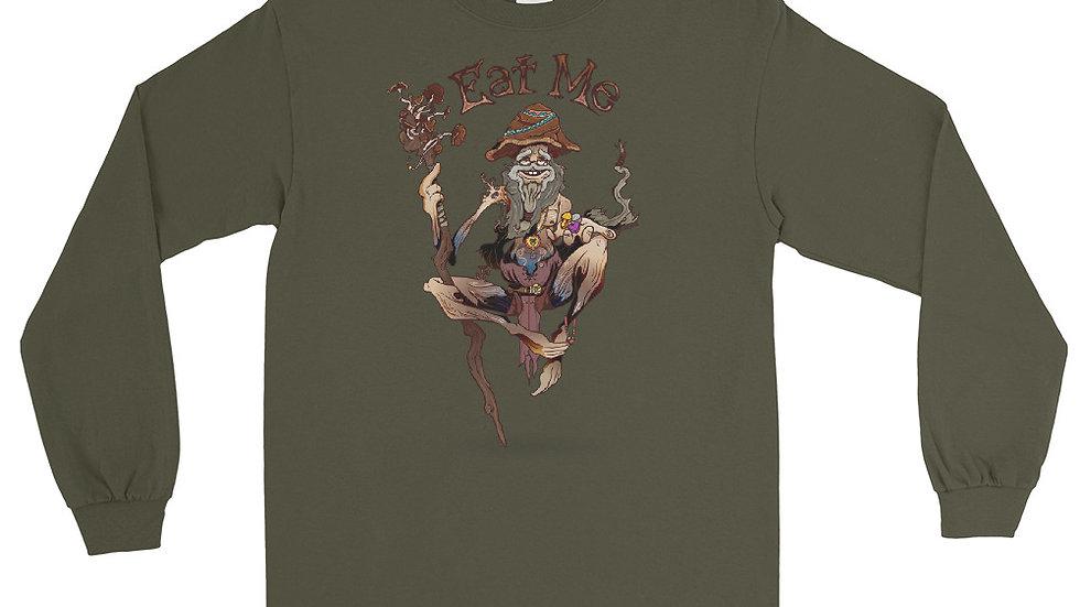 Mushroom Long Sleeve Shirt - Eat Me