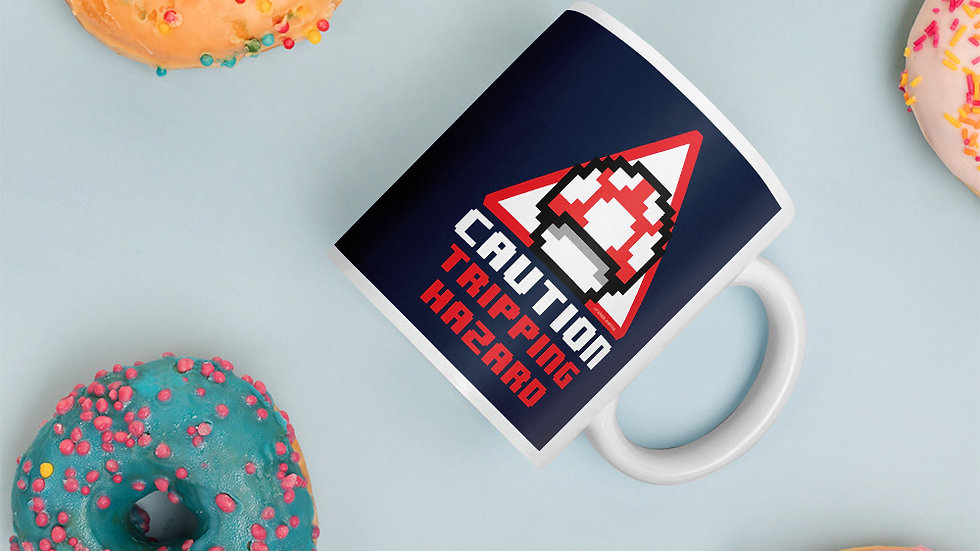 Mug - Caution: Tripping Hazard