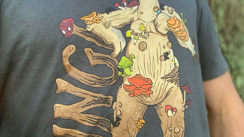Mushroom Shirt - I'm a Fungi