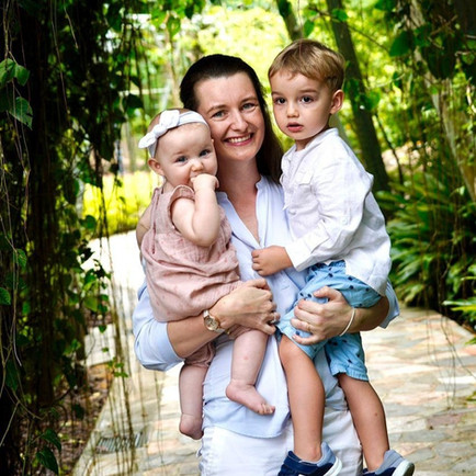 The Art of Being A Mom