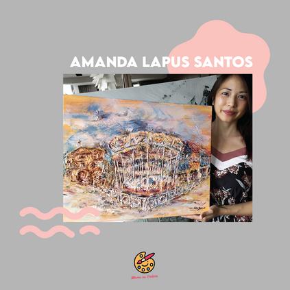 International Women's Day: #ChooseToChallenge with Art Lover Mama Amanda Lapus