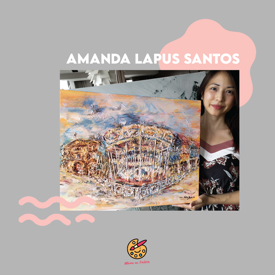 International Women's Day: #ChooseToChallenge with Art Lover Mama Amanda Lapus