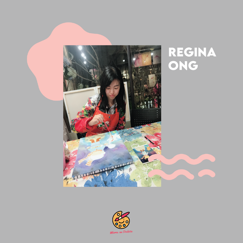 International Women's Day: #ChooseToChallenge with Art Lover Mama Regina Ong