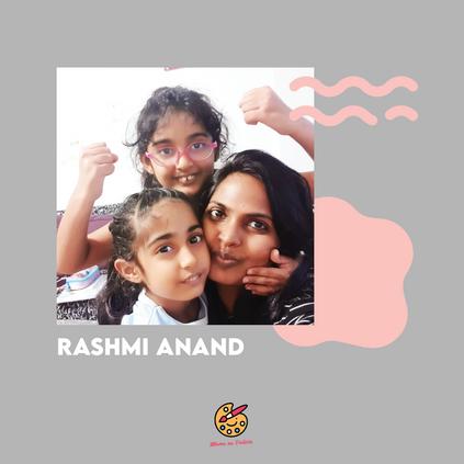 International Women's Day: #ChooseToChallenge with Art Lover Mama Rashmi Anand