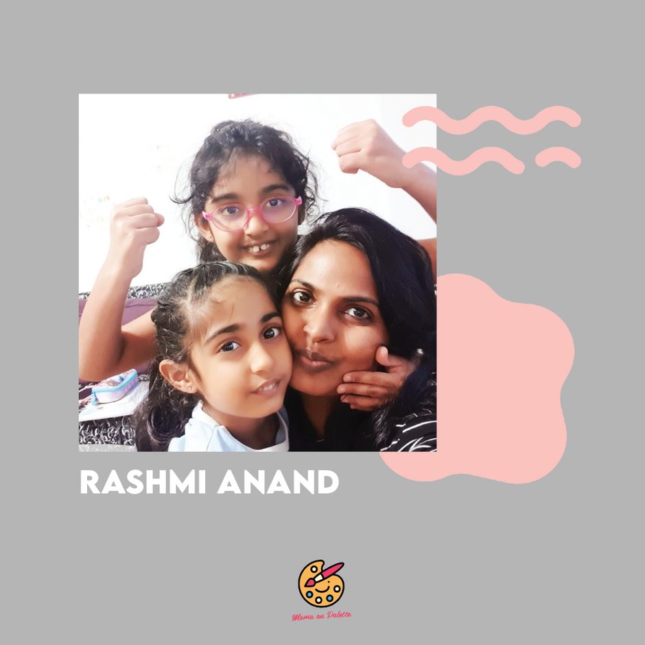 International Women's Day: #ChooseToChallenge with Art Lover Mama Rashmi Anand