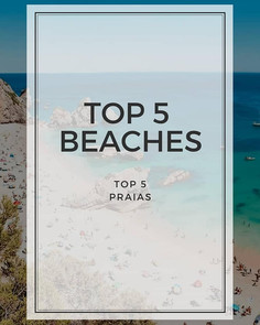 Top 5 Praias Região de Lisboa