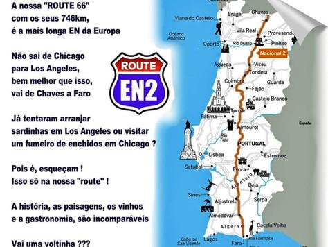 Route EN2 - Bucket list