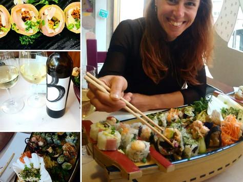 Legumi Sushi Vegan - deliciioso!