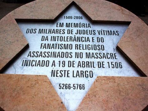 Lisbon's Jewish Heritage Tour