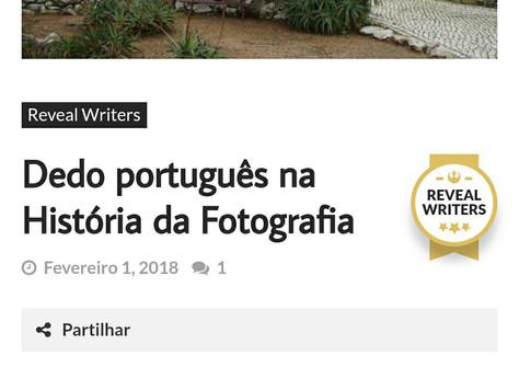 Reveal Writer - Dedo português na Fotografia