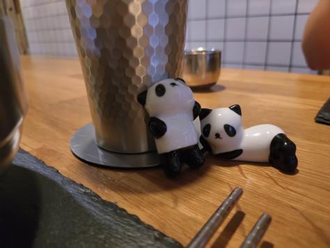 Panda Cantina - ir lá fora cá dentro