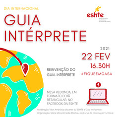 Dia Internacional do Guia-Intérprete