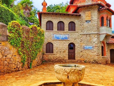 Vila Sassetti - Sintra