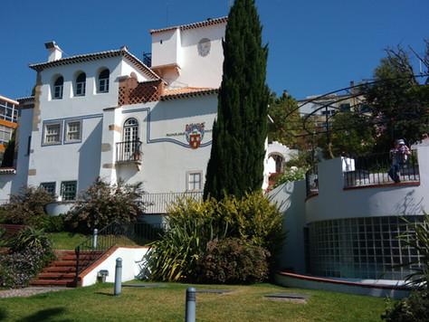 Passeio em família - Casa Roque Gameiro