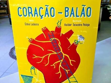 Coração Balão - conto infantil