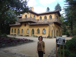 Chalet da Condessa D'Edla - Sintra