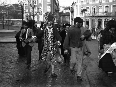 O Carnaval em Lisboa já foi assim