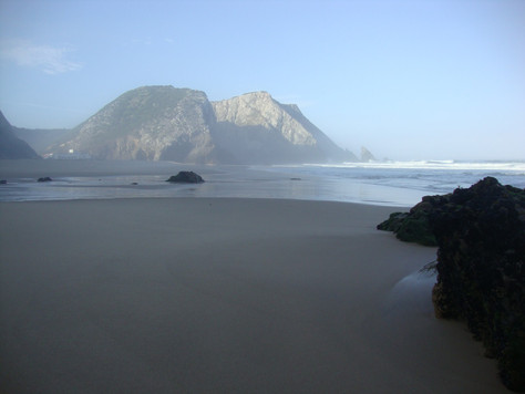 As praias de Sintra
