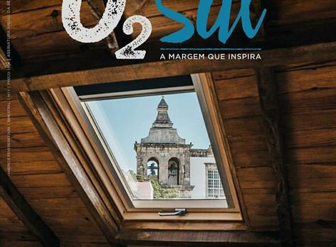 Revista O2 Sul - porque a Margem Sul também inspira