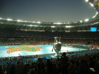 Na Final do Europeu 2012