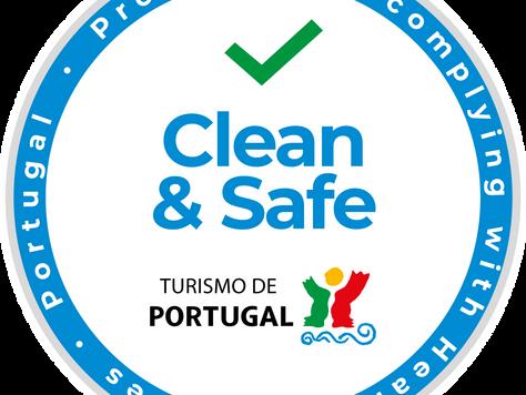 Stamp Clean & Safe