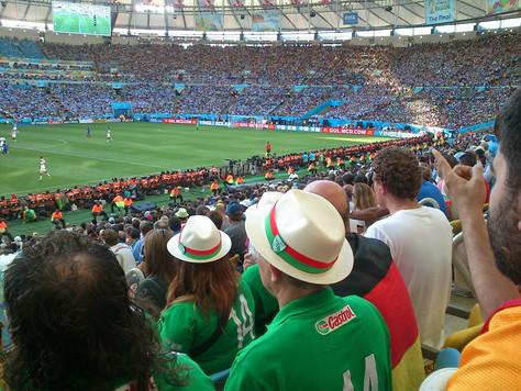 """A """"Copa"""" do Mundo para mim foi assim"""