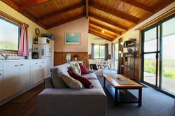 Lounge kitchen Buln Buln Cabins