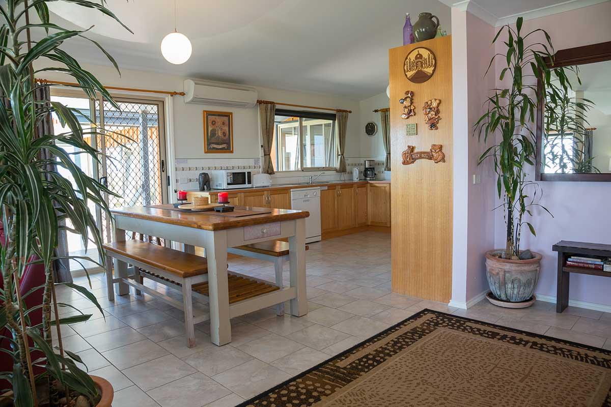 Premium Cabin Kitchen