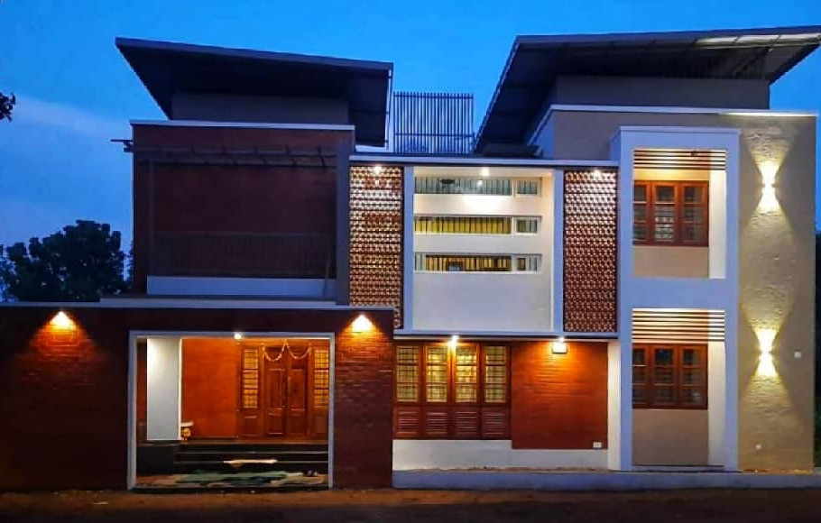 Residence for Dileep at Pala