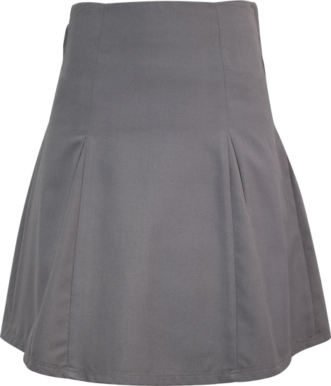 Pleated School Skirt Front View