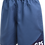 School Sport Shorts Front View