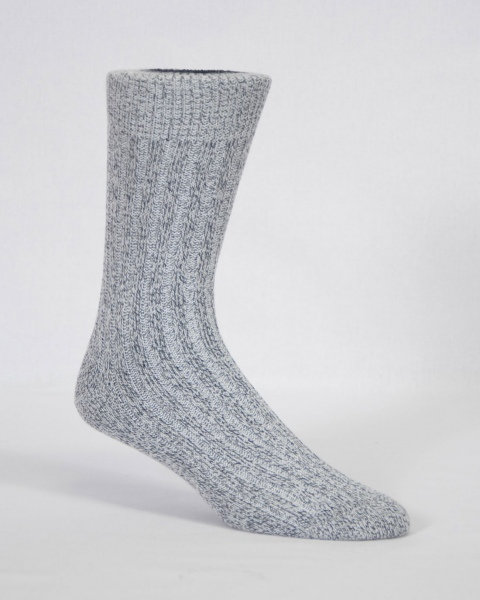 school sock side view