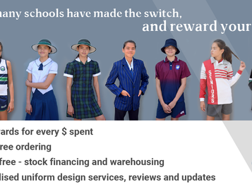 See why many schools have made the switch, and reward yourself today.