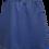 School Skirt Back View