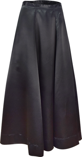 Circle School Skirt Front View