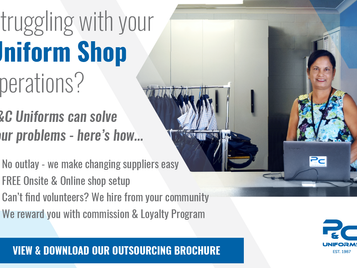 The brand behind every successful uniform shop: how we do it...