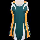 Sacred Heart Netball Dress Front View.pn