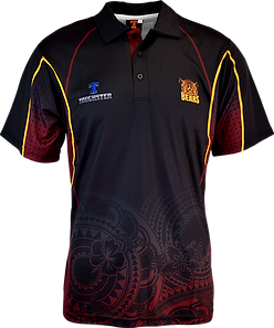 Rugby Polo Unisex-front.png
