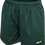 Elastic Waist Unisex School Sports Shorts Front View