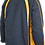 School Sports Jacket Back View